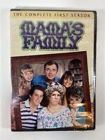Mama's Family Complete First Season NEW SEALED Vicki Lawrence CAROL BURNETT DVD