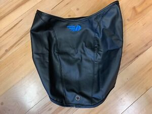 NEW FACTORY BUELL BLACK AEGIS TANK MASK #89000-97Y S3 S3T
