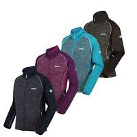 Regatta Womens Lindalla Marl Knit Hybrid Walking Golf Fleece Jacket. RRP £60