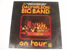 DALY WILSON BIG BAND On Tour OZ LP 1973