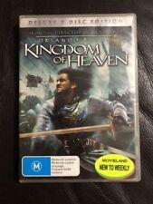 The Kingdom Of Heaven (DVD, 2006, 2-Disc Set) Ex-rental