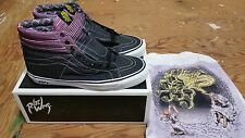 VANS VAULT X ROBERT WILLIAMS SK8-HI 38 DECON Size 11 robt supreme wtaps