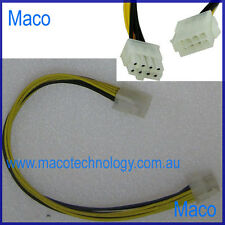 8 pin Female to 8 pin Male Motherboard EPS 12V CPU Power Extention Cable