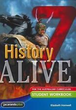 History Alive 7 for the Australian Curriculum Student Workbook ' Elizabeth Harnw