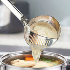 Multi-functional Filter Spoon stainless steel Food Kitchen Oil-Frying Filter