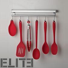 Kitchen Wall Storage Organiser Hooks - 400mm