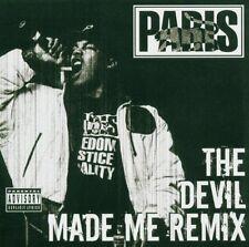 Paris - Devil Made Me Remix [New CD] Explicit