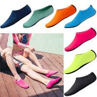 BY:Men Women Water Shoes Barefoot Aqua Socks Quick-Dry Beach Swim Sport Exercise