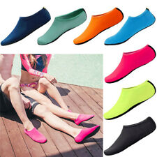1-Unisex Water Shoes Barefoot Aqua Swim Sports Exercise Dd Socks Quick-Dry Beach