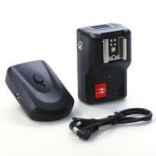 Photo Studio 4 Channel Wireless Remote Flash Trigger For Canon Nikon Speedlite