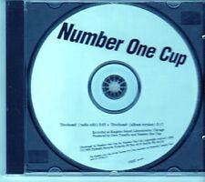 (EK383) Number One Cup, Divebomb - 1995 DJ CD