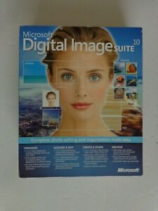 Microsoft Digital Image Suite 10.0