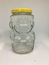 Vintage 1989 KRAFT CHEEZ WHIZ SUPER MARIO BROS JAR