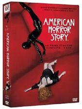 AMERICAN HORROR STORY - STAGIONE 1 - (4 DVD)- COFANETTO NUOVO, SIGILLATO
