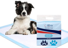 Disposable Pet and Puppy Training Pads - Large - 60 x 60 cm - Pack of 20 Sheets