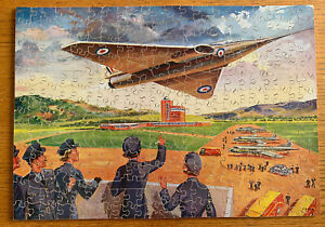 Victory Artistic Wooden Jigsaw Puzzle The First Flight Gold Box 300 Pieces