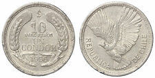 CILE CHILE 10 PESOS 1956  CONDOR #6555A