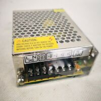 New Smun AS-60-12 60W 12VDC 5A Switching Mode Power Supply In Sealed Package