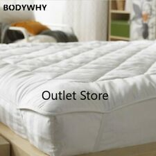Mulberry Silk Bedding Mattress Topper 100% Filled Bed Topper Queen King Size
