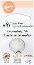 Wilton Specialty Icing Tip No. 81, Cake Decorating Nozzle