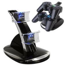 Caricatore Controller Playstation3 doppia Stazione Docks Ps3 Linq Li-ps3zc mshop