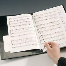 Leuchtturm1917: Music Portfolio/Choir Folder - Black Gifts/Stationery