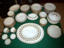 Antique GDA Limoges France CH Field Haviland Wright Tyndale Van Roden Dinner Set