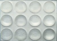 72 3/8  Rubber Bumpers Clear Surface Protector Pad Cabinet Crafts Feet