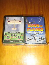 Down in Flames: WWII - Aces High Extra Card Set (New)