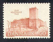 Denmark 1968 Koldinghus Castle/Building/Architecture/History/Heritage 1v n38632