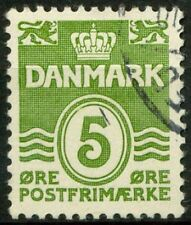 Danimarca 1933 SG 268 Usato 100%