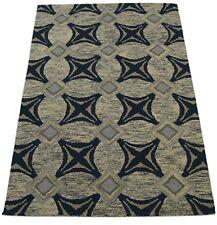 Designer Teppich 150X240 CM Handarbeit ~ 100% Wolle - Handgetuftet Loop MH876
