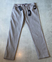 NEW Cultura New York Collection Slim Fit Jeans Mens Size 30X30 Grey Retail $68