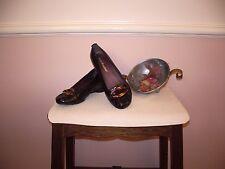 "Women's heels ""Hush Puppies"" Flush, size 37, patent leather upp/sock, beaut."