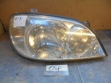 Kia Sedona 2005 Offside Driver Side Front Lamp Light Headlight Fits