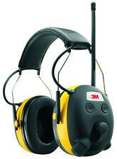3M WorkTunes Hearing Protector with AM/FM Digital Radio