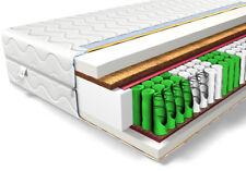 MATRATZE Ever 80x200 Taschenfederkern Federkern 7 Zonen Kokos Komfortschaum