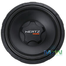 "HERTZ ES 300.4 350W RMS 12"" ENERGY SERIES CAR AUDIO 4-OHM SUBWOOFER SUB ES300.4"