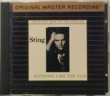 Sting - ...Nothing But The Sun  MFSL Gold CD (Remastered)
