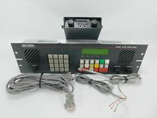 Zetron 4217B Audio Panel Integrator Rd 950-0521 w/ 4000 Radio Headset Interface