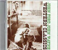 John Ford / John Wayne - Western Classics (2015 CD) New & Sealed
