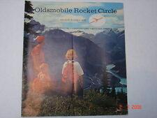 OLDSMOBILE ROCKET CIRCLE - Vol 8 No 2, 1963 OLDS F-85 - CUTLASS - Palmerton, Pa