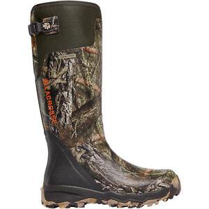 "LaCrosse AlphaBurly Pro 18"" Mossy Oak Break-Up Country 376027  Boots All Sizes"