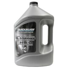 4l Mercury Quicksilver High Performance aceite del motor SAE 25w-50 858084qe1 15,48 €/1l
