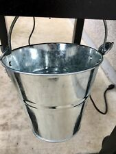 TRAEGER GREASE BUCKET. Galvanized FITS ALL GRILLS