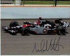 MICHAEL ANDRETTI signed autographed INDY photo (1)