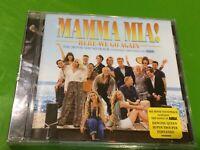 Mamma Mia! Here We Go Again Original Soundtrack (CD, 2018) NEW & SEALED!