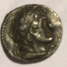 Ptolomeo VI philometer 180-145 A.C Plata Didrachm, fenicia, arodos Menta
