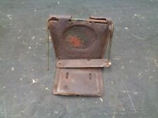 1920-40's  German Triumph Rigid TWN Battery Tray    524