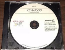 Kenwood KPG-182D Version 2.00 For PKT-23 Programming Software BEST!!